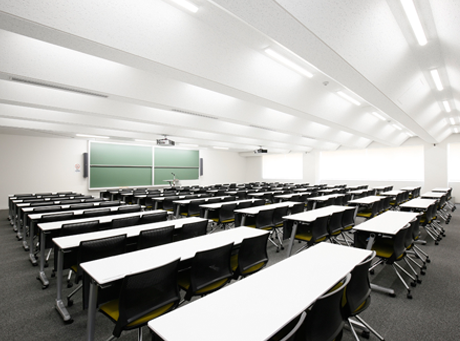 大・中講義室(4〜7階)