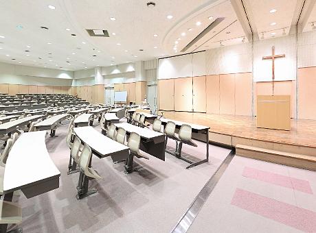特別教室A・B(図書館4階)